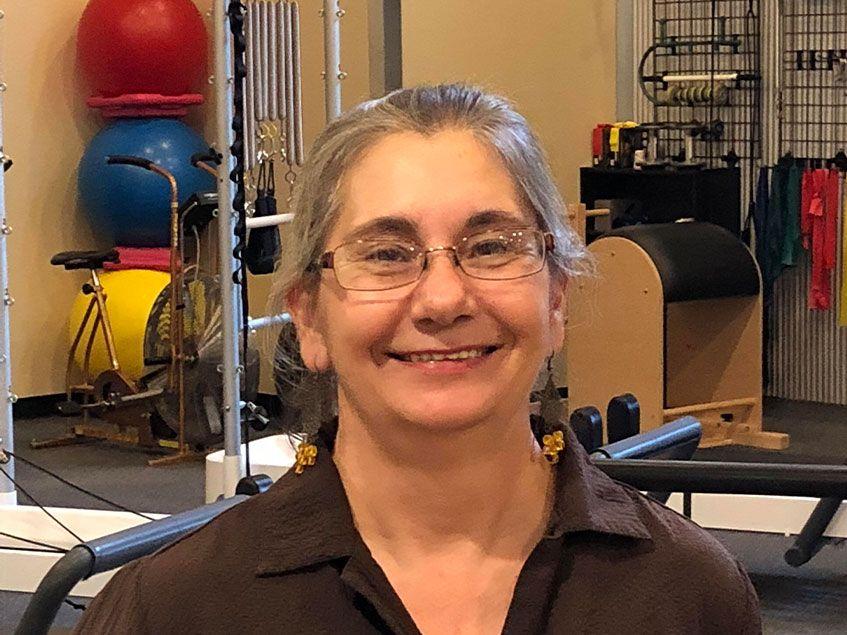 Rhonda Werth, Billing specialist and receptionist
